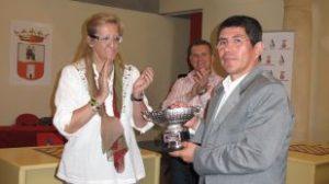 El Gran Maestro Julio Granda ganó ocho puntos de los nueve posibles/SA