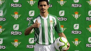 El atacante gallego es duda contra el Cádiz/realbetis