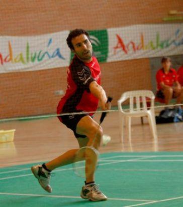 El jugador camañero representaba a la Universidad de Sevilla/SA