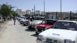 El Rallye de Primavera de Gines se ha convertido ya en una cita tradicional