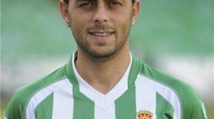 El jugador del Betis Sergio García, con doce goles, buscará ser pichichi de la Segunda División.