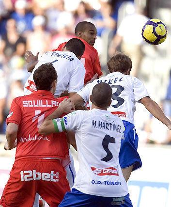 El Sevilla puede quedar fuera de los puestos europeos tras el partido de esta noche/SevillaFC