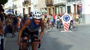 Tramo de bicicleta del duatlón del año pasado/SA