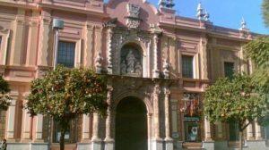 El Museo de Bellas Artes tiene la propuesta de ampliación en el Palacio de monsalves. /Nonofotos