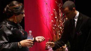 La obra es una adaptación de 'Las Mil y Una Noche de Hortensia Romero Vallejo'. /TeatroCentral