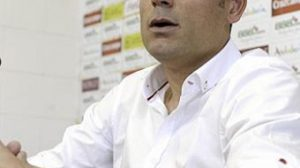 Andrés Palop en rueda de prensa / SA