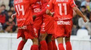 El Sevilla cumplió cuando más lo necesitaba/SevillaFC