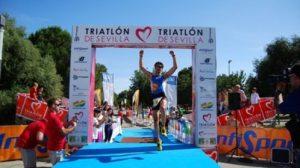 Iván Tejero ganó en la categoría masculina/Dani Quintero