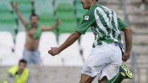 Juanma le dio la victoria al Betis con un gol en el descuento/Rbb