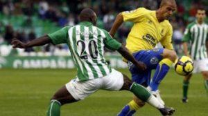 La victoria se quedó a la spuertas por el gol de Rondón/realbetis