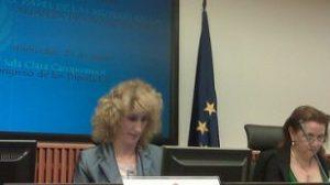 maribel Montaño presentó ayer el presupuesto del ICAS. /Jaume d'Urgell