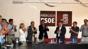 Juan Espadas ha sido aclamado por el PSOE de Sevilla como Candidato a la Alcaldía de Sevilla