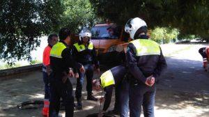 Los efectivos policiales encontraron ropa y enseres ocultos en alcantarillas