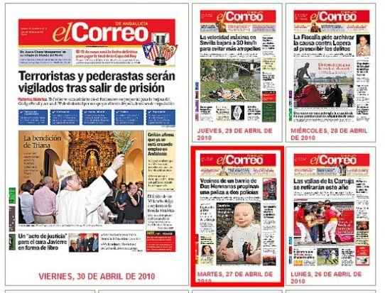 Un Expediente de Regulación de Empleo (ERE) marca el 111 aniversario de El Correo de Andalucía