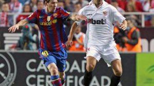 El Sevilla estuvo a punto de remontar en la segunda parte/SevillaFC
