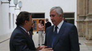 El líder de los populares andaluces se mostró confiado en que Zoido llegará a la alcaldía en 2011