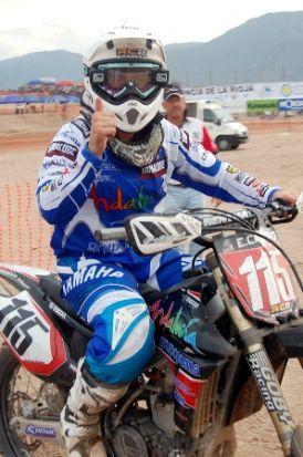 El piloto de Dos Hermanas tiene a tiro el liderato del Mundial de Motocross/Famoto.com