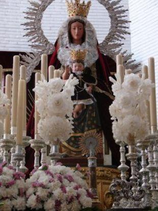 Candelaria de Madre de Dios/ Pasión en Sevilla