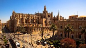 La Catedral es uno de los principales atractivos de Sevilla/Antonio Rull