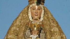 Virgen de los Reyes/ Ángel Jiménez