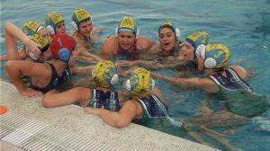 El C.W. Dos Hermanas-EMASESA sigue de momento sin suerte en la primera edición de la Copa de Andalucía infantil.