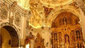 La iglesia se considera una de las joyas del barroco