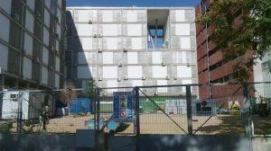 El edificio Magallanes sufría importantes desperfectos desde su construcción