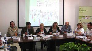 En la reunión se hizo un balance positivo de la actuación llevada a cabo por todos los miembros del dispositivo