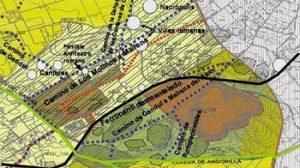 La zona de Las Canteras podría ser de origen romano, pues cuenta con una necrópolis, dos villas, entre otros restos/AndalucesdeAlcala.