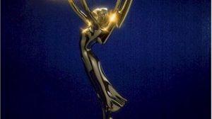 Imagen de la codiciada estatuilla de los Emmy