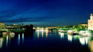 El rio Guadalquivir es el escenario musical del verno /www.migueljimenez.com