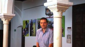 Juan Luis Pavón, subdirector de Diario de Sevilla/SA