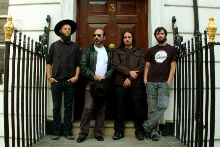 Los Escarabajos nos mostrarán sus grandes influencias con el grupo de Liverpool. /sa