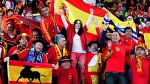 La marea roja vibró con la selección/Fifa