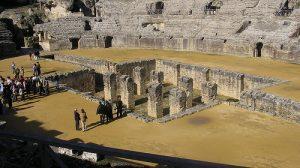 La muestra conmemorará el centenario de la declaración como conjunto aruqeológico. /Olga Díez