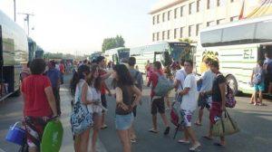 """Más de 400 vecinos aprovecharon el primer día de """"Los jueves a la playa"""""""