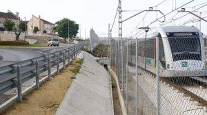 El metro podría pasar por Tomares y varias localidades del Aljarafe