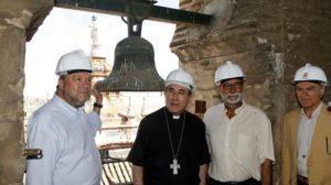 Las obras de restauración de las cubiertas han tenido un presupuesto de más de 800.000 euros