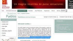 La nueva web de Turismo de la provincia de Sevilla pretende promocionar la localidad animando al turista a visitar edificios inexistentes o desaparecidos en el siglo XX / Juan C. Romero