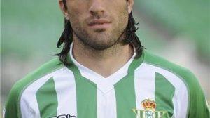 Pavone en su foto oficial con el Real Betis / Real Betis Balompié