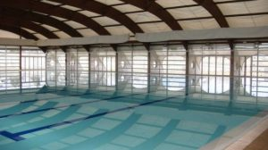 Imagen que de la piscina de Alcosa ofrece la web municipal