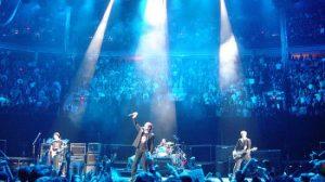 Los preparativos para el concierto de U2 en Sevilla siguen su curso/Matt Mcgee