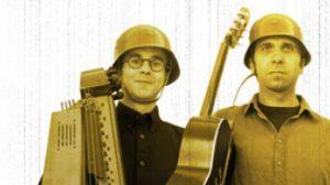 La Brigada Bravo & Diaz actuará el viernes con las canciones populares de la Guerra Civil. /Noches el el Alcázar