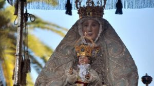 Virgen de los Reyes/ Alejandro Siguenza