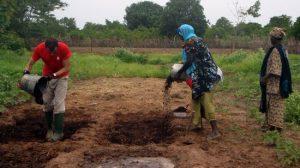 Voluntario del programa de cooperación de la Hispalense en Mali, África/SA