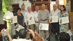 Los premiados llevan más de medio siglo dedicados a este sector