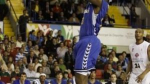 El jugador francés fue una de las piezas claves del Cajasol el pasado año/Cajasol