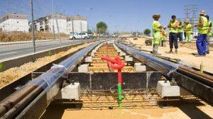 El Tranvía de Alcalá, Dos Hermanas y el Aljarafe se retrasarán al menos siete meses/SA
