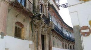 Vista parcial del Palacio de Peñaflor de Écija/Wikipedia