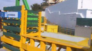 El municipio contará con cuatro puntos limpios, con contenedores específicos